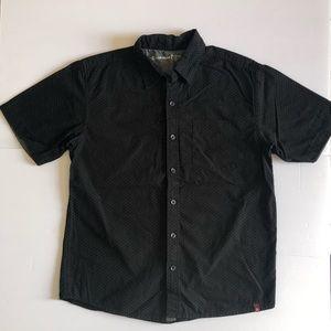 Airwalk button down shirt youth size M(10/12)